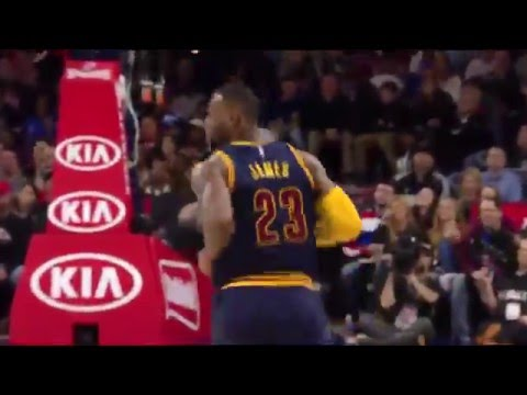 Top 10 Plays of Cleveland Cavaliers - NBA 2015 2016 Season