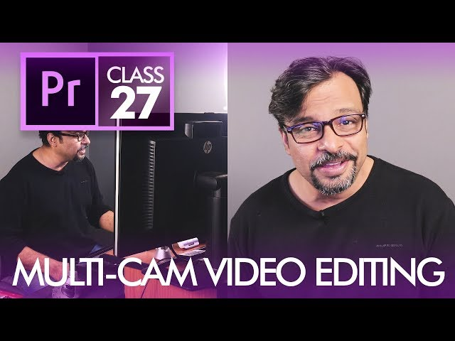 Multi Camera Editing in Adobe Premiere Pro - Urdu / Hindi