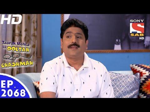 Taarak Mehta Ka Ooltah Chashmah - तारक मेहता - Episode 2068 - 9th November, 2016
