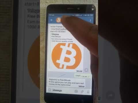 Earn Free BTC, Bitcoins Within Two Minutes Withdraw Your Wallet Address 2019