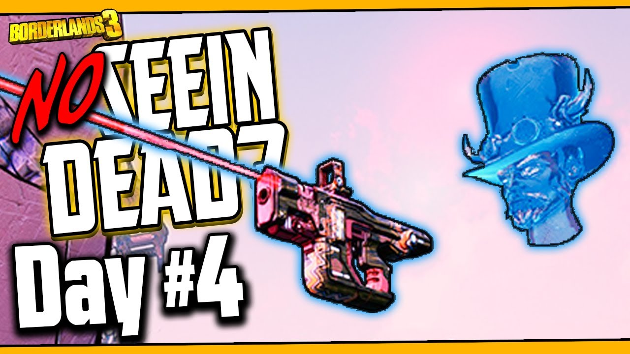 BANGARANG IS OP?! | No Seein' Dead Zane | Day #4 [Borderlands 3] thumbnail