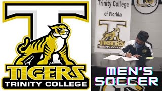 Update on the Status of the Men's Soccer Program w/ Coach Rivers from Trinity College of Florida!