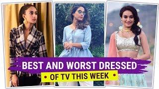 Hina Khan, Dipika Kakar, Erica Fernandes: TV's Best and Worst Dressed of the Week | Pinkvilla