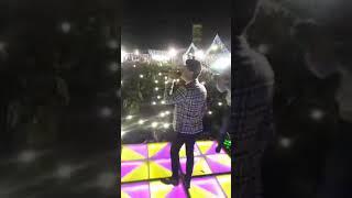 شوف افراح سوهاج والنجم احمد عامر عمل ايه