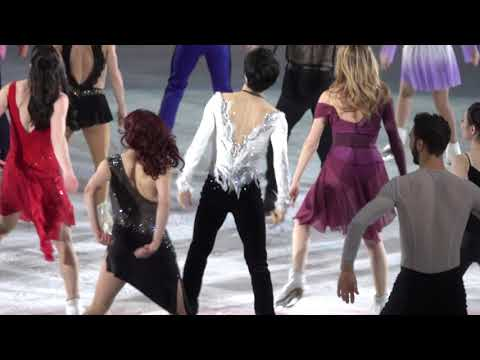 Act.2. 01. CHEN, FERNANDEZ, SHOMA, LEE | ExGala | (Day3) All That Skate 2019 Live from YouTube · Duration:  3 minutes 33 seconds