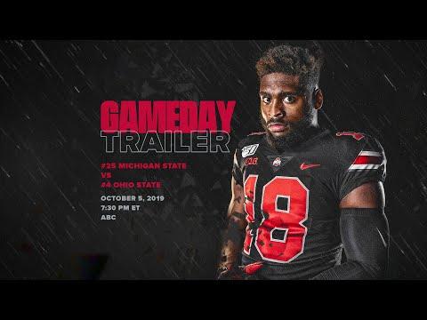 Chris Davis - Ohio State Football: Michigan State Gameday Trailer!