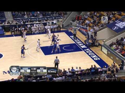 BYU vs Southeastern Oklahoma State Highlights