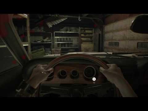 Resident Evil 7 Game Froze Deputy David Andersen Killed Ethan