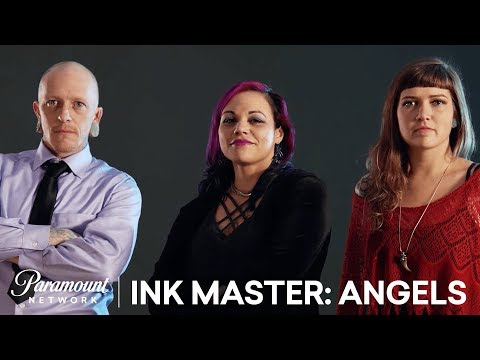 Every Rose Has Its Thorn: Elimination Tattoo Sneak Peek | Ink Master: Angels (Season 2)