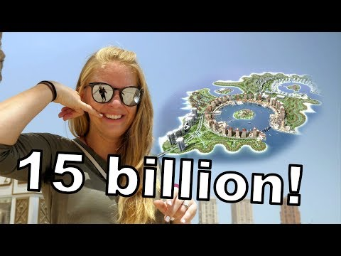 We Bought An Island?! The Pearl Doha Qatar!