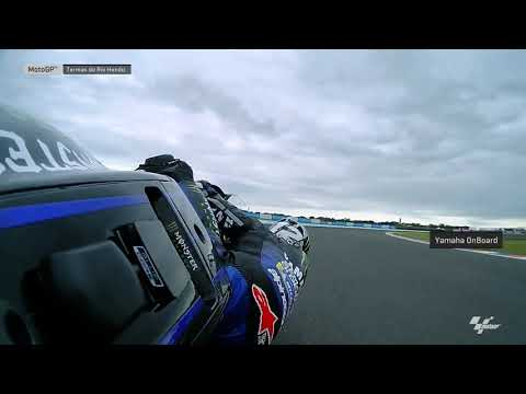 Monster Energy Yamaha OnBoard: Argentina Grand Prix
