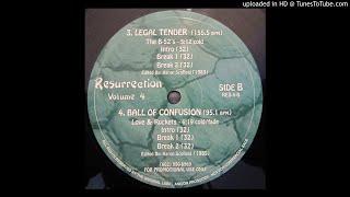 Love & Rockets - Ball Of Confusion (Resurrection Version)