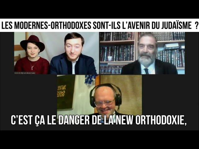 Les modernes-orthodoxes sont-ils l'avenir du judaïsme? - Pas d'Amalgame#46