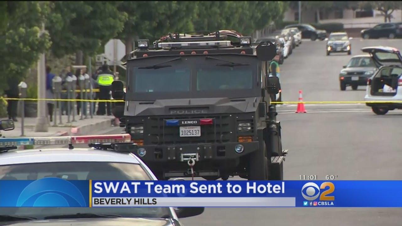 Peninsula Hotel In Beverly Hills Apparent Victim Of Swatting