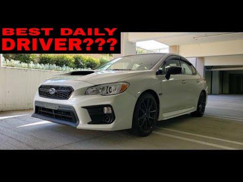 Why You Should Buy A Used Subaru WRX