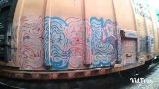 GRAFFITI: BOXCARS N GOMEZ