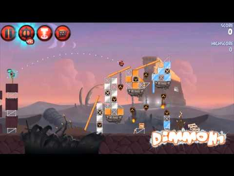 Android: Как взломать игру Angry Birds Star Wars II (без ROOT прав)
