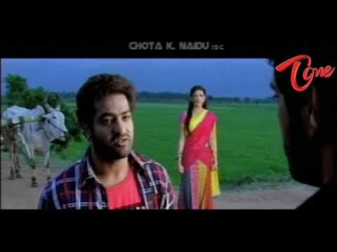 NTR - Kajal -  Samantha's - Brundavanam - Latest Trailer Travel Video