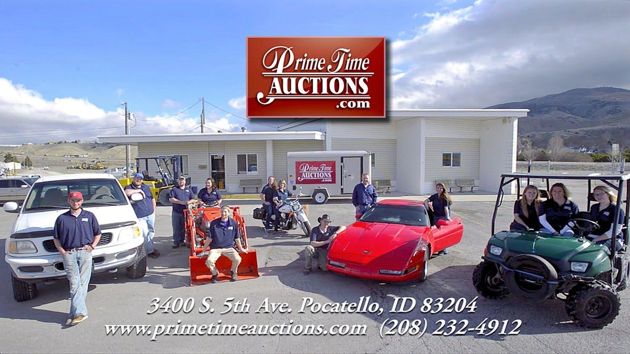 Primetime Auctions Commercial