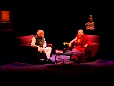 Arjia Rinpoche & Rajiv Mehrotra: The...