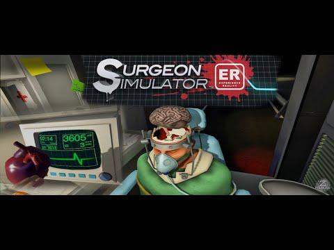 Surgeon Simulator Experience Reality |