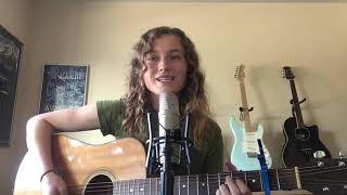 ts Not Living  f  ts Not With You   The 1975 Live Acoustic Cover