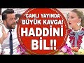 Nihat Doğan'la Gülşah Saraçoğlu canlı yayında fena kapıştı!