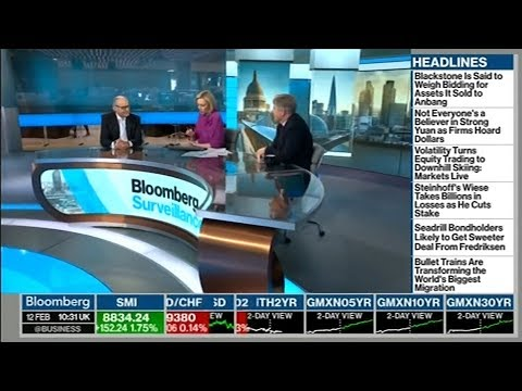 Bloomberg Surveillance - Francine Lacqua, London & Tom Keene, New York