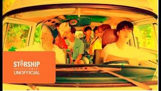 MONSTA X 몬스타엑스 'Love U' Unofficial MV
