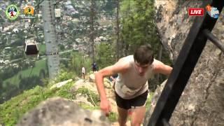 Marathon du Mont-Blanc 2014 - Intégrale du Kilomètre Vertical partie 4 (Arrivées)