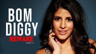 Bom Diggy ( Remake) | KSW | Zack Knight & Jasmin Walia | Abdm