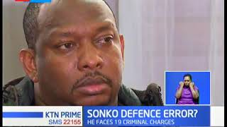 Sonko rushed to Kenyatta hospital even as conflict of interests arises from his defense lawyers