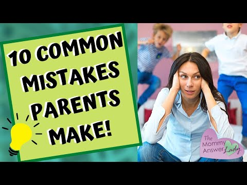 Why Discipline Isn't Working! 10 Common Mistakes Parents Make!