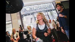 TAG Heuer | TAG Heuer opens its first flagship store in Rio de Janeiro