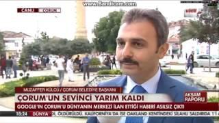Dünyanın Merkezi Haber Türk'te