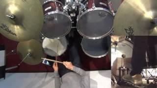Excite(short ver.) ドラム スローテンポ デモ仮面ライダーエグゼイド 三浦大知