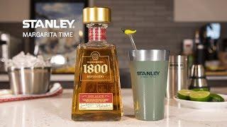 Stanley Boozy Favorites: Classic Margarita Recipe