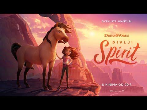 Divlji Spirit - u kinima od 29.07.