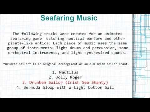 Sample Music & Digital Resume