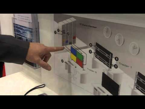 ISE 2015: Kramer Showcases Banking and Investment Solution with K-304 Keyboard and Mouse