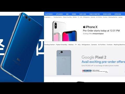 Mi Note 3 India Launch   iPhone X Pre Orders   Google Pixel 2 & Pixel 2 XL Pre Orders