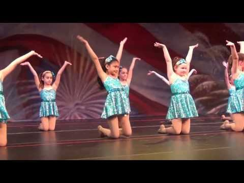 California Girls - jazz and hip hop dance