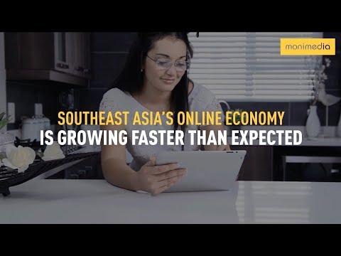 .【經濟搶搶棍的東協】到 2018年底,東南亞的網路經濟將達到 720 億美元