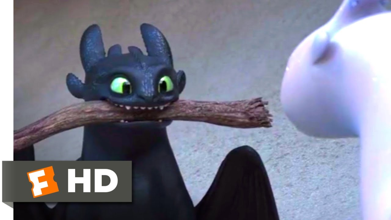 Download How to Train Your Dragon 3 (2019) - Flirting Fail Scene (3/10) | Movieclips