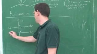 Organic chemistry: Stereochemistry (1)