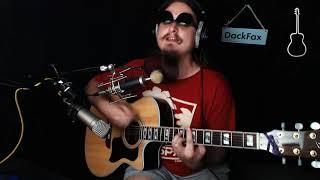 Это за окном рассвет - Браво, кавер версия на гитаре