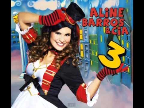 Aline Barros Cia 3 Trenzinho Chic Pom Youtube