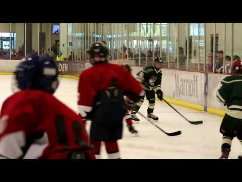 28 OCT 17 -  CAHA PeeWee Senators vs Wild