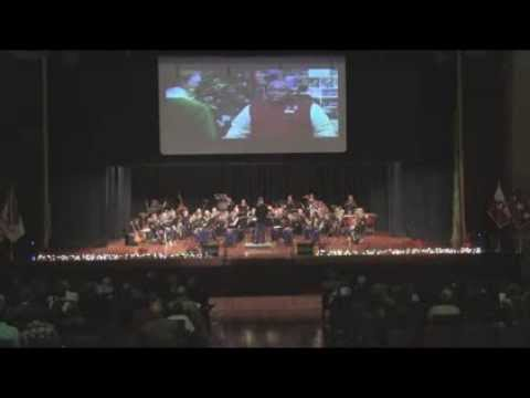 """323D Army Band """"Ft. Sam's Own"""" Holiday Concert 2013"""