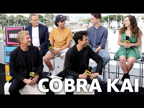 Cobra Kai Serves Up